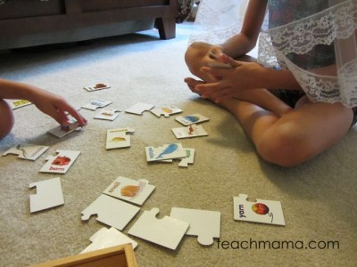 rhyme card games