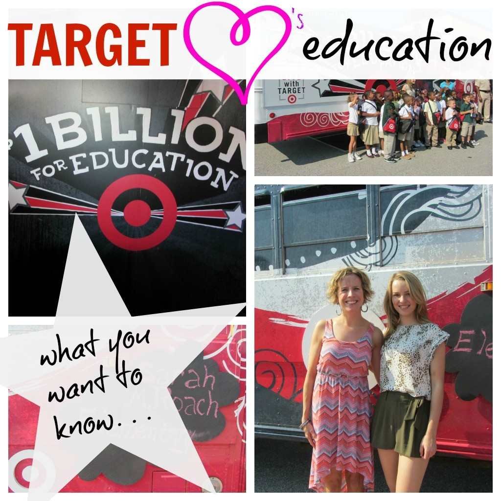 #givewithtarget event cover