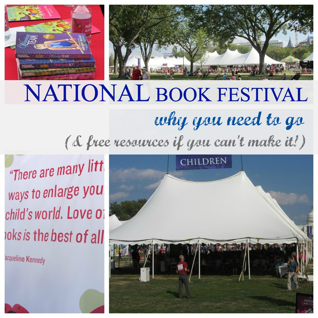 national book fest -- bring your family