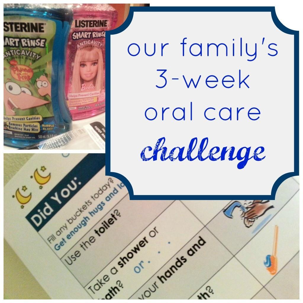 oral care challenge