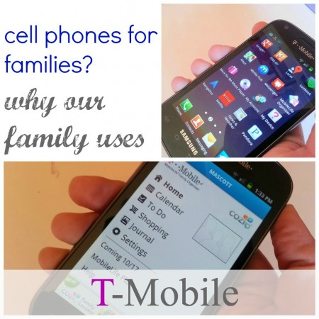 t-mobile for families: (and phone giveaway)
