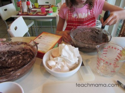 kids baking for a cause: Shot@Life #blog4cause