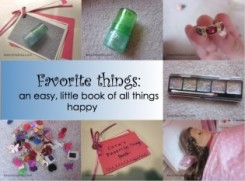favorite things book: