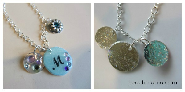 homemade name necklaces for girls and boys maddy