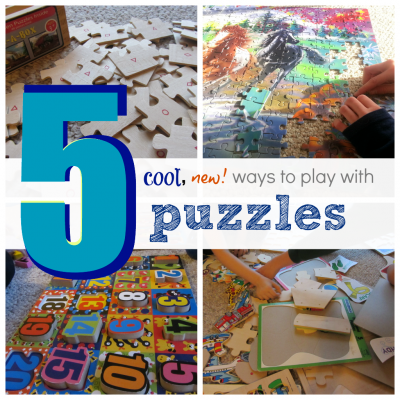 5 new ways to play with puzzles cover
