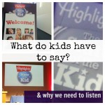 listen to what kids are saying: highlights state of the kid report