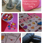 how to throw a rockstar valentine's day class party