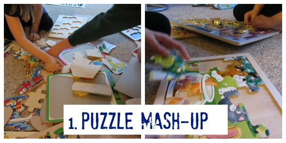 play with puzzles--puzzle mash-up