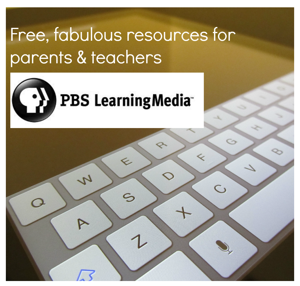 pbs digital learning media
