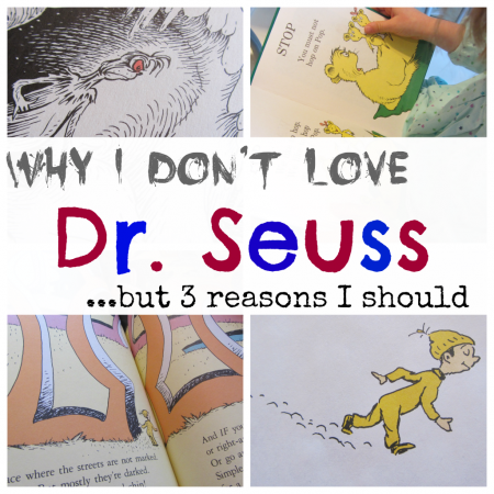 why i do not love dr seuss
