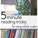 5 min reading tricks for raising rockstar readers
