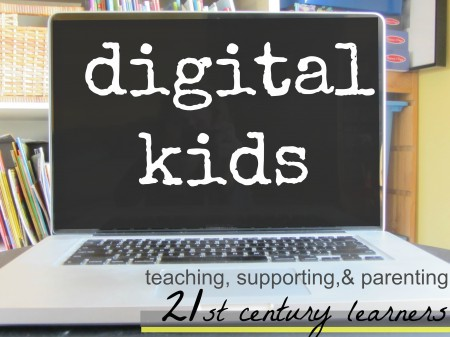 our digital kids