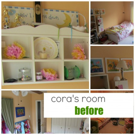 cora room before