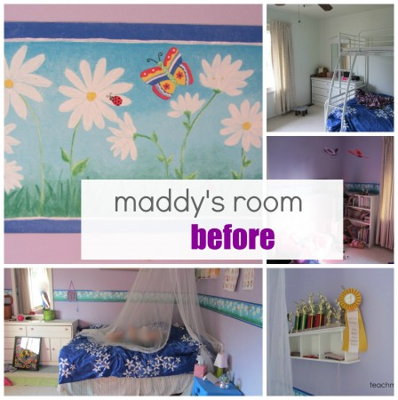 maddy room before