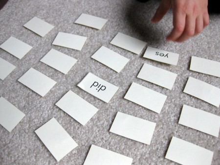 KinderKids Fun: Sight Word Games |Sight Word Memory