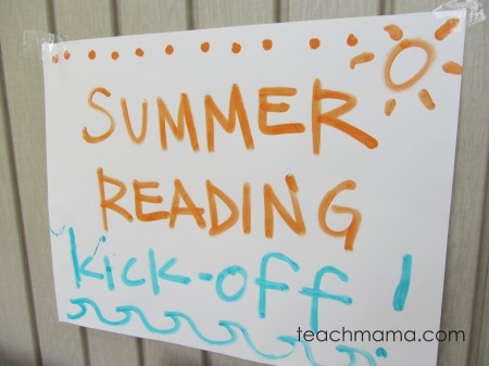 summer reading book swap