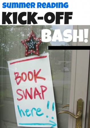 summer reading book swap | teachmama.com