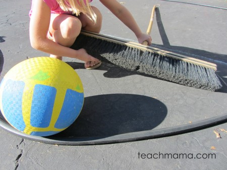 driveway shuffleboard