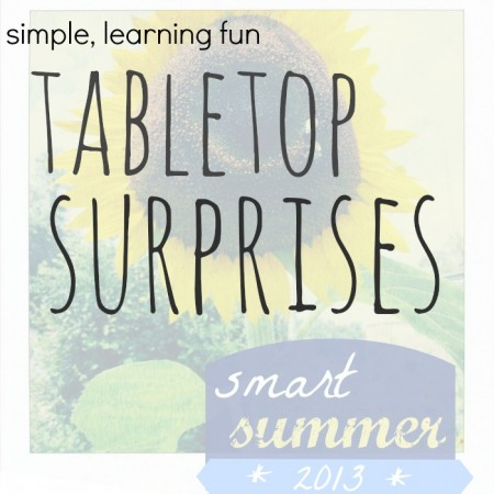 tabletop surprises button