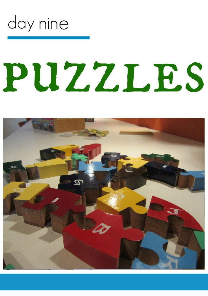 abletop surprises day puzzles