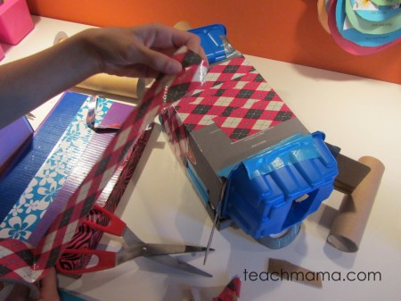 invention with recyclables