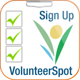 Volunteerspot logo option