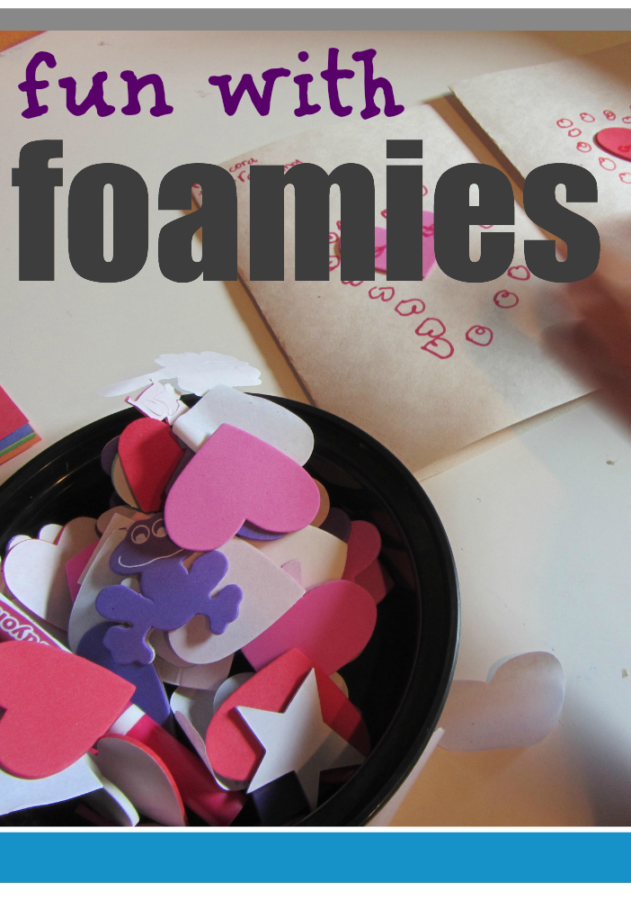tabletop surprises day fun with foamies cover