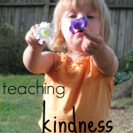 teaching kindness: labor day is neighbor day!