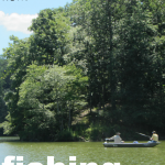 try someting new: fishing with kids