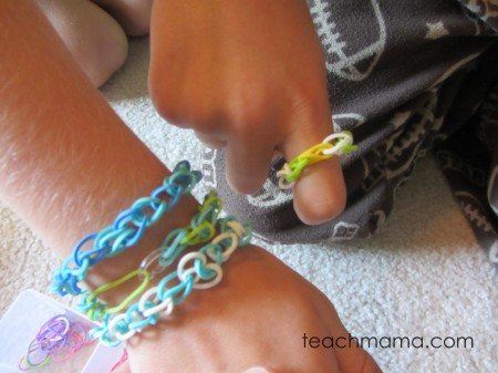 rainbow loom why kids should have it