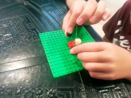 lego baseball   sneaky math fun