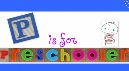 p is for preschool
