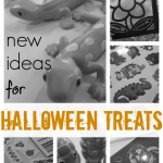 new ideas for halloween treats: alternatives to candy