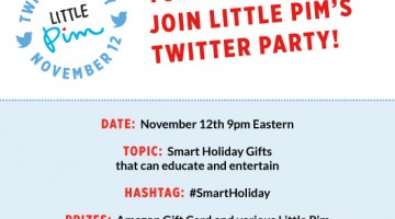 little pim #smartholiday