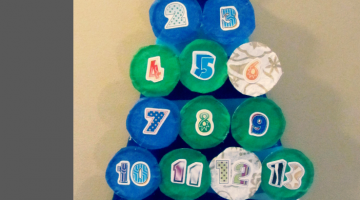 k-cup advent calendar: make it a thoughtful, thankful holiday