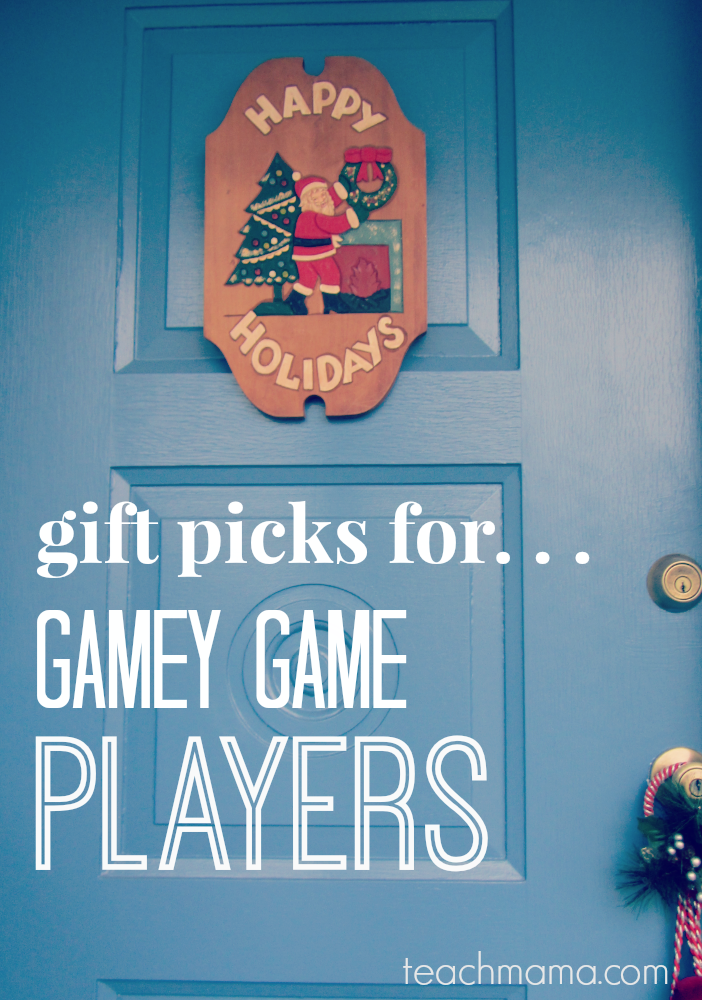 teachmama gift guide game players