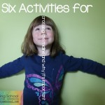 five activities for crossing the midline (and why it's important)