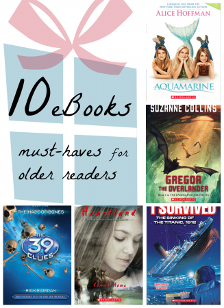 10 ebooks for older readers