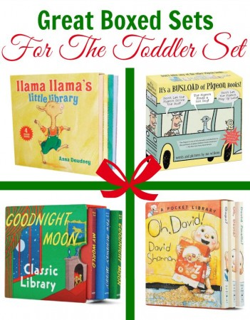boxed sets for toddlers