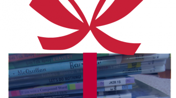 books as gifts: holiday ideas for kids