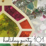 holiday party kid activities: 3 secrets to success #mykindofholiday