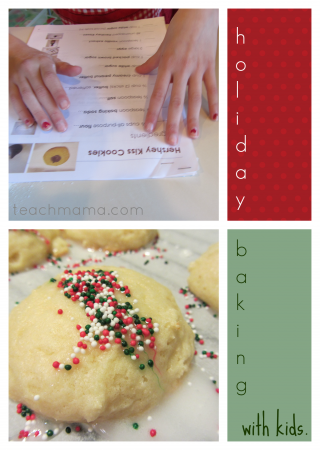 holiday baking with kids eBook: 15 kid-friendly, family-favorite recipes and treats