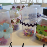 easy, homemade new year's eve shakers