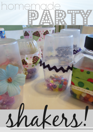 easy homemade new years shakers