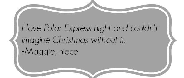 polar express quote 2