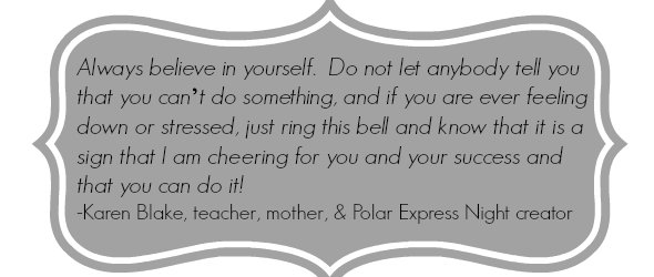 polar express quote: teachmama.com