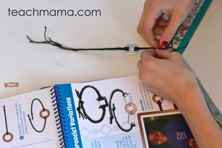 reading informational text and crafting: jewelry-making | teachmama.com