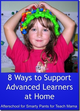 advanced learners: 8 ways to support them at home