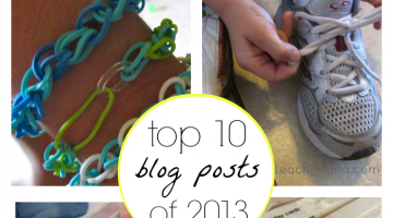 teachmama.com top 10 blog posts of 2013