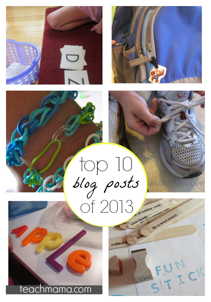 teachmama top 10 of 2013